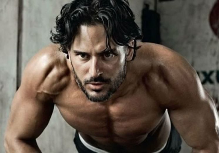 Hollywood Heroes Avenge the Reputation of Steroids