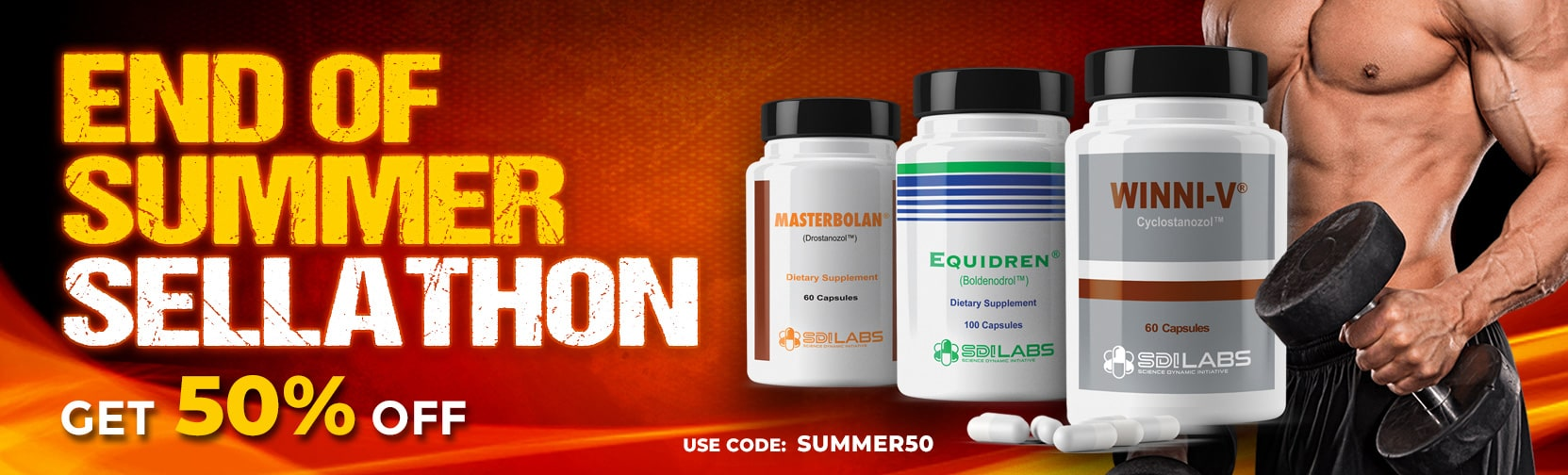 Legal Steroids End of Summer Sale