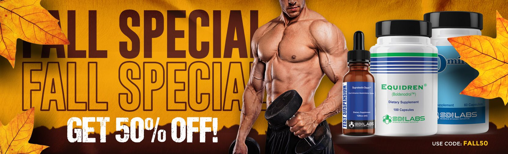 Legal Steroids Fall Special